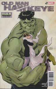 [Old Man Hawkeye #2 (Dodson Hulk Variant) (Legacy) (Product Image)]