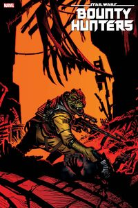 [Star Wars: Bounty Hunters #3 (Golden Variant) (Product Image)]