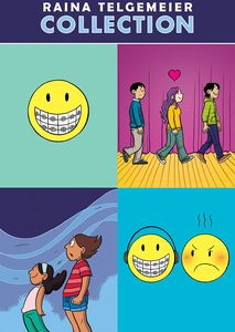 [Raina Telgemeier Collection (Hardcover) (Product Image)]