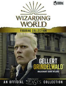 [Wizarding World Figurine Collection: Grindelwald (Product Image)]