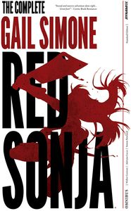 [Red Sonja: The Complete Gail Simone (Oversized Hardcover) (Product Image)]