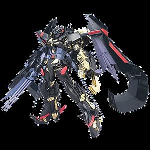 [Gundam: Seed Destiny: Model Kit: Astray Gold Frame Amatsu (1/100) (Product Image)]