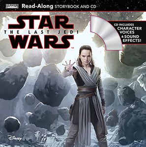 [Star Wars: The Last Jedi: Read-Along Storybook & CD (Product Image)]