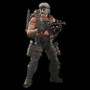 [GI Joe: Classified Action Figure: Stuart 'Outback' Selkirk (Product Image)]