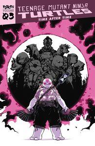 [Teenage Mutant Ninja Turtles: Reborn: Volume 3: Time After Time (Product Image)]