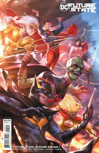 [Future State: Suicide Squad #1 (Derrick Chew Card Stock Variant) (Product Image)]