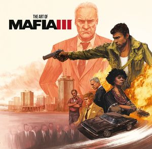 [The Art Of Mafia III (Hardcover) (Product Image)]