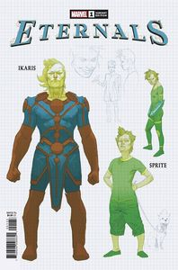 [Eternals #1 (Ribic Design Variant) (Product Image)]