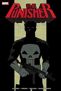 [Punisher: Back To War: Omnibus (Hardcover) (Product Image)]