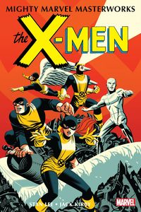 [Mighty Marvel Masterworks: The X-Men: Volume 1: The Strangest Super-Heroes Of All (Product Image)]