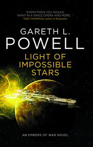 [Embers Of War: Book 3: Light Of Impossible Stars (Product Image)]