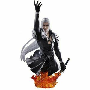 [Final Fantasy VII: Static Arts Bust: Sephiroth (Product Image)]