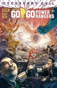 [Go Go Power Rangers #24 (Cover A Main Shavrin) (Product Image)]