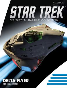 [Star Trek XL Starships Magazine #24: Delta Flyer (Product Image)]