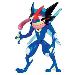 [Pokemon: Action Figure: Ash Greninja (Product Image)]