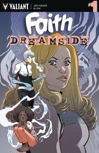[Faith: Dreamside #1 (Cover A Sauvage) (Product Image)]
