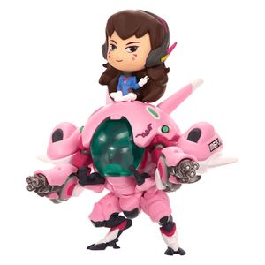 [Overwatch: Cute But Deadly Figure: D.va With Meka (Product Image)]