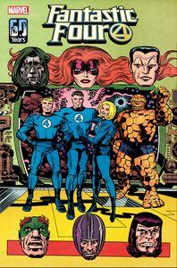[Fantastic Four #35 (Kirby Hidden Gem Variant) (Product Image)]