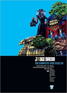 [Judge Dredd: Complete Case Files: Volume 28 (Product Image)]