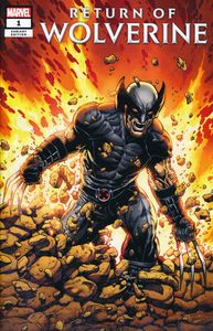 [Return Of Wolverine #1 (McNiven X-Force Costume Variant) (Product Image)]
