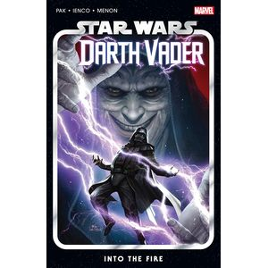 [Star Wars: Darth Vader By Greg Pak: Volume 2: Into The Fire (Product Image)]