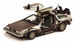[Back To The Future II: Delorean Model (Product Image)]