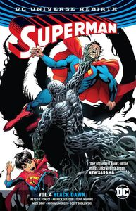 [Superman: Volume 4: Black Dawn (Rebirth) (Product Image)]