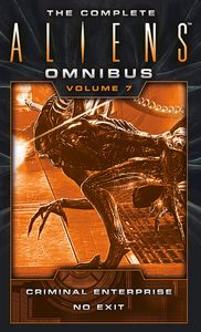 [The Complete Aliens Omnibus: Volume Seven (Product Image)]