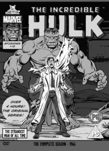 [The Incredible Hulk: Animated Complete Box Set (Product Image)]