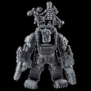 [Warhammer 40K: Megafig Action Figure: Big Mek (Aritst Proof Variant) (Product Image)]