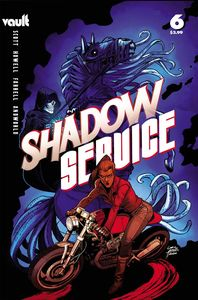 [Shadow Service #6 (Cover A Howell) (Product Image)]