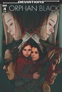 [Orphan Black: Deviations #4 (Product Image)]