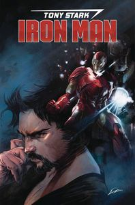 [Tony Stark: Iron Man #1 (Product Image)]