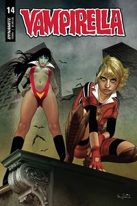 [Vampirella #14 (Cover D Gunduz) (Product Image)]