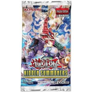 [YU-GI-OH!: Booster Pack: Hidden Summoners (Product Image)]