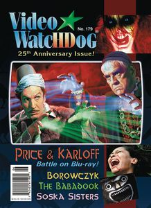 [Video Watchdog #183 (Product Image)]