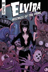 [Elvira: Mistress Of The Dark #1 (Cover C Strahm) (Product Image)]