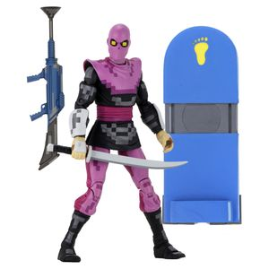 [Teenage Mutant Ninja Turtles: Turtles In Time: Action Figure: Foot Soldier (Product Image)]