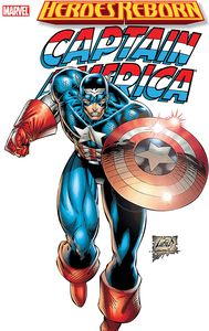 [Heroes Reborn: Captain America (New Printing) (Product Image)]