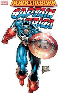 [Heroes Reborn: Captain America (New Printing) (Product Image)]