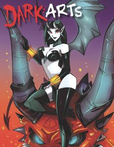 [Darkarts #1 (Cover B Trom) (Product Image)]