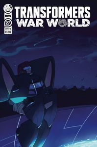 [Transformers #27 (Cover B Red Powell) (Product Image)]