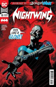 [Nightwing #70 (2nd Printing) (Product Image)]