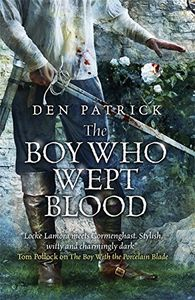 [Erebus Sequence: Book 2: The Boy Who Wept Blood (Product Image)]