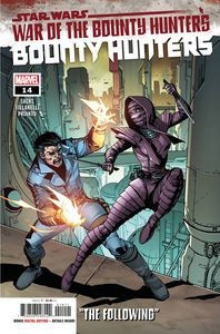 [Star Wars: Bounty Hunters #14 (Wobh) (Product Image)]