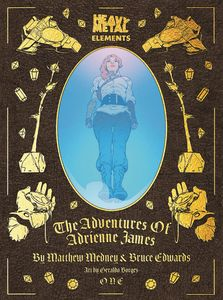 [The Adventures Of Adrienne James #1 (Product Image)]