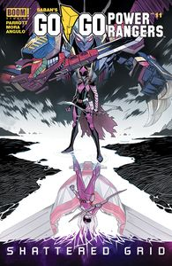 [Go Go Power Rangers #11 (Main & Mix Sg) (Product Image)]