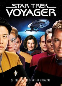 [Star Trek: Voyager: 25th Anniversary Special (Hardcover) (Product Image)]