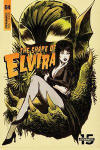 [Elvira: Shape Of Elvira #4 (Cover A Francavilla) (Product Image)]