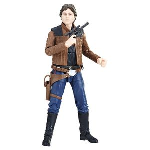 [Solo: A Star Wars Story: Black Series Action Figure: Han Solo (Product Image)]
